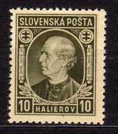 Slowakei / Slovakia, 1939, Mi 36 X A * [240319XXIV] - Ungebraucht