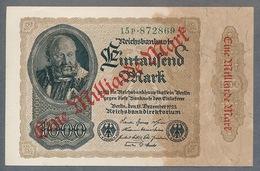 P113a Ro110b DEU-126b 1 Milliard Mark 15.12.1922 UNC NEUF - 1 Milliarde Mark
