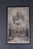 Doodsprentje Burgemeester Ressegem + 1918 - Religion & Esotericism