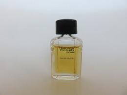 L'Homme - Versace - Eau De Toilette - Miniatures Modernes (à Partir De 1961)