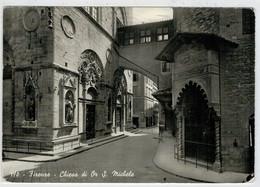 FIRENZE    CHIESA   DI  OR  S.  MICHELE           (VIAGGIATA) - Firenze