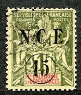 Colonie Française, Nouvelle-Calédonie N°58 ; Faux Fournier - Nouvelle-Calédonie