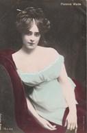 Artiste Femme Florence WARDE - Artistes