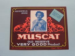 MUSCAT > Etiketten / Etiquettes De Collectionneur / Verzamelaar De Regio > MENIN / MENEN > Detail Zie Foto ! - Autres
