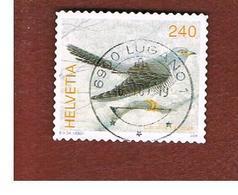 SVIZZERA (SWITZERLAND) -   SG 1669 -    2006   BIRDS: CUCULUS CANORUS - USED - Svizzera