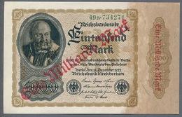 P113 Ro110b DEU-126b 1 Milliard Mark 15.12.1922 UNC NEUF - 1918-1933: Weimarer Republik