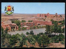 CPM Non écrite Maroc OUARZAZAT L'Hôtel Du Sud - Maroc