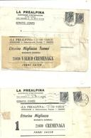 QUOTIDIANI  LA  PREALPINA    1976  VARESE  X  CREMENAGA - Italie