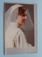 Plechtige Geloofsbelijdenis En Vormsel KARINA DIEPVENS Brussel 30 Mei 1976 ( Zie / Voir Photo Svp ) - Communion