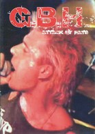 GBH - Attack By Rats - DVD - PUNK - Music On DVD