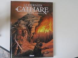 Le Dernier CATHARE - Tome 4 - L'église De Satan - - Tardi