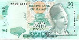 Malawi  P-64a  20  Kwacha  2014  UNC - Malawi