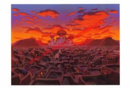 Aladdin 1992 - Background By Gregory Alexander Drolette - Walt Disney - Autres