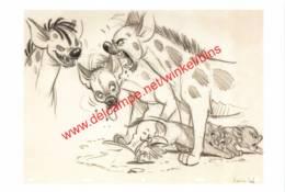 The Lion King 1994 - Visual Development By Lorna Cook - Walt Disney - Autres