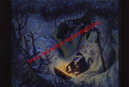 The Lion King 1994 - Visual Development By Doug Ball - Walt Disney - Autres