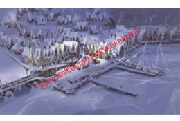 Frozen 2013 - Visual Development By James Finch - Walt Disney - Autres