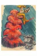 The Little Mermaid 1989 - Visual Development By Bruce Morris - Walt Disney - Autres
