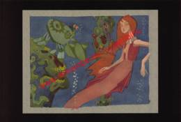 The Little Mermaid 1989 - Visual Development By Rowland Wilson - Walt Disney - Autres