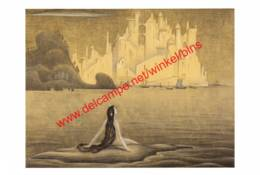 The Little Mermaid 1989 - Visual Development By Kay Nielsen - Walt Disney - Disney