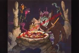 The Little Mermaid 1989 - Visual Development By Ruben Aquino - Walt Disney - Disney