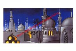 Aladdin 1992 - Visual Development By Hans Bacher - Walt Disney - Disney