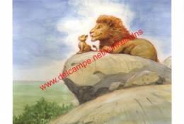 The Lion King 1994 - Visual Development By Bob Smith - Walt Disney - Disney
