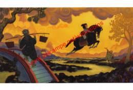 Mulan 1998 - Visual Development By Ric Sluiter - Walt Disney - Disney