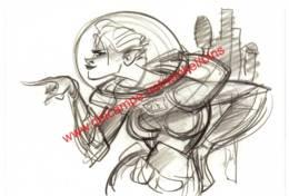 Wreck-It Ralph 2012 - Visual Development By Glen Keane - Walt Disney - Autres