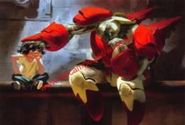 Big Hero 6 - 2014 - Visual Development By Paul Felix - Walt Disney - Autres