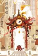 Big Hero 6 - 2014 - Visual Development By Scott Watanabe - Walt Disney - Disney