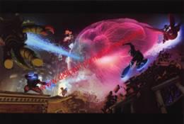 Big Hero 6 - 2014 - Visual Development By Ryan Lang - Walt Disney - Disney
