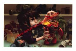 Big Hero 6 - 2014 - Visual Development By Paul Felix - Walt Disney - Disney
