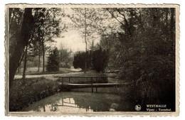 Westmalle - Malle - Vijver - Torenhof - Uitg. Claes Westmalle - 2 Scans - Malle