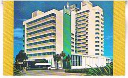 HOTEL  THE SHELLORNE  MIAMI  BEACH  FLORIDA TBE    US368 - Miami Beach