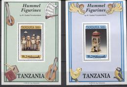 Tanzania (199?) - Hummel Figurines ** - Tanzanie (1964-...)