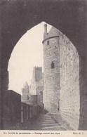Carcassonne, Passage Couvent Des Lices (pk57674) - Carcassonne
