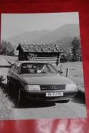 8 Photos De Presse AUDI 100 QUATTRO - Cars