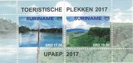 Suriname Bf 125 UPAEP Parc Naturel, Lac, Montagne - Emissions Communes