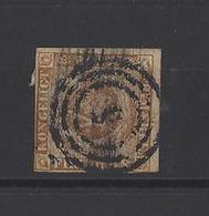 DANEMARK  YT  N° 2  Obl  1851 - 1851-63 (Frederik VII)