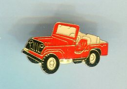 Pin's - Automobile 4X4 Jeep - Non Classés