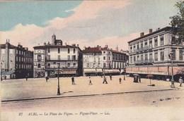 Albi, La Place Du Vigan, Vigan Place (pk57679) - Albi