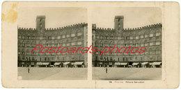 SIENA  Palazzo Sansedoni (Stereoscopic) Italy  No 28 - Stereoscopio