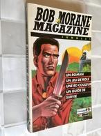 BOB MORANE MAGAZINE   JUNGLE 1 Infogrames   Edition Glénat - 1987 - Bob Morane