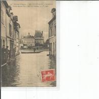 49-LES PONTS DE CE VIEILLE RUE DE L ILE INONDATIONS - Les Ponts De Ce