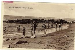 62 Cap Gris Nez - L'heure Du Bain.édit Lacroix N°28,Datée 1937,  Tb état. Animée. - Autres Communes