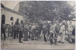 NIORT - Le Quartier, Les Maréchaux. - CPA 1910 - Niort