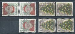 4663/b + 4742/c  Obl. Centrales   Cote 8.40 - Belgique