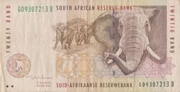 Afrique Du Sud / 20 Rand / 1999 / P-124(b) / VF - Afrique Du Sud