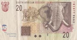 Afrique Du Sud / 20 Rand / 2005 / P-129(a) / XF - Afrique Du Sud