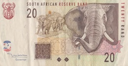 Afrique Du Sud / 20 Rand / 2005 / P-129(a) / XF - South Africa